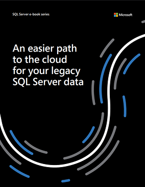 an easier path to sql 2017 cover page