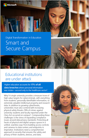 smart and secure campus office 365