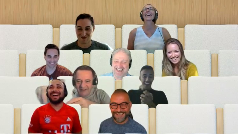 BEMO Team 9 people