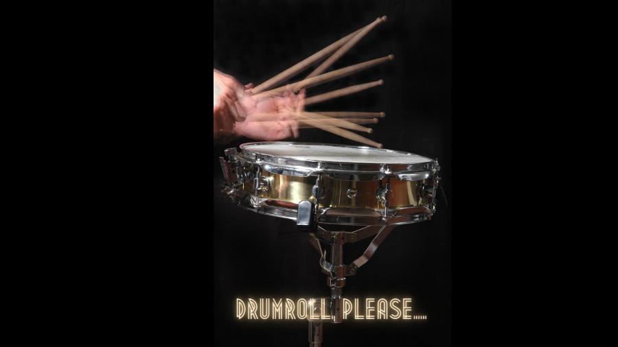 Drumroll please