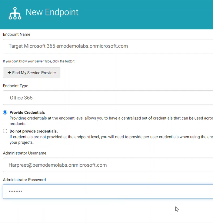 Endpoint Name