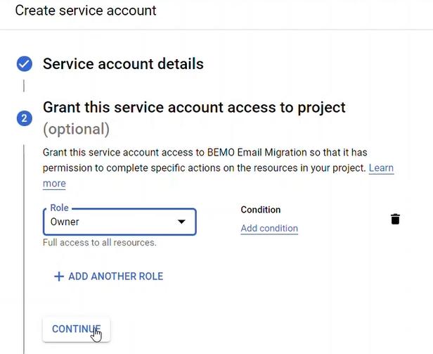 Grant Access