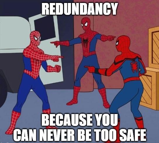 Redundancy-1