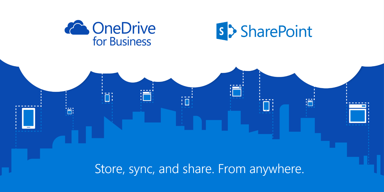 SharePoint vs. OneDrive