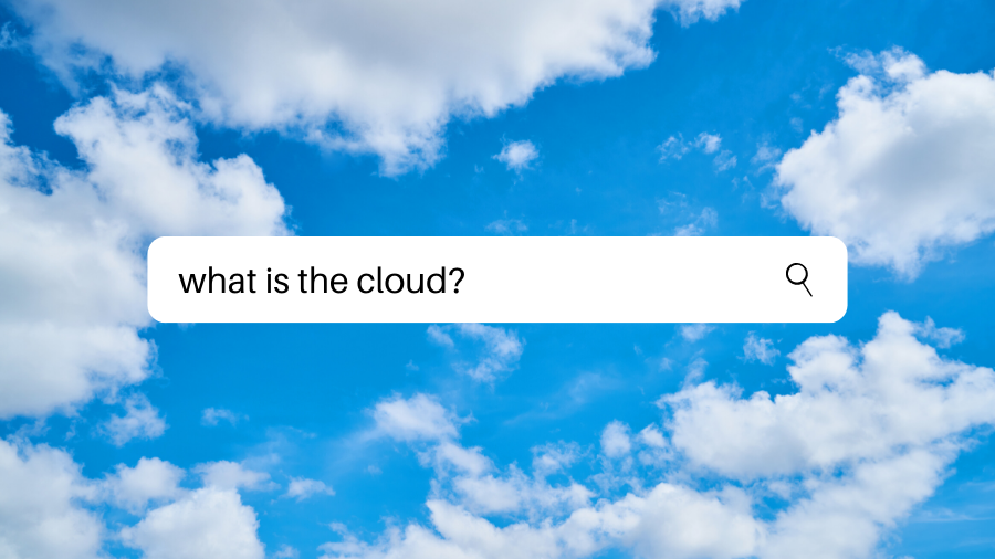 What is the cloud image