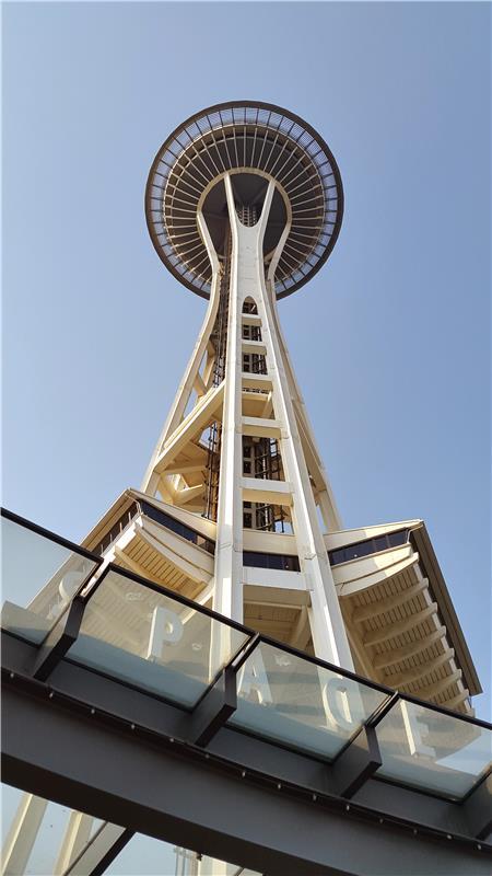 The Space Needle, Seattle Washington