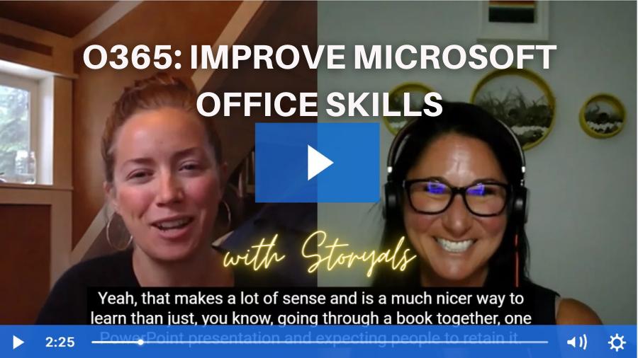 O365: Improve Microsoft Office Skills