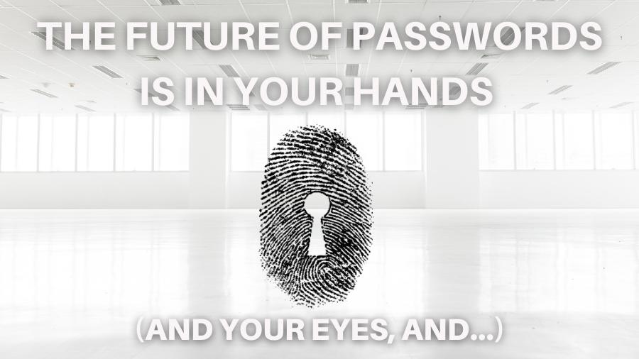 future password security