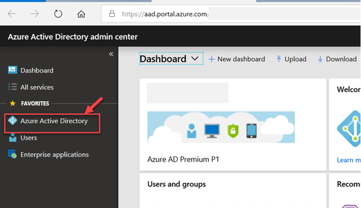 How to Setup Self-Service Password Reset for Azure and