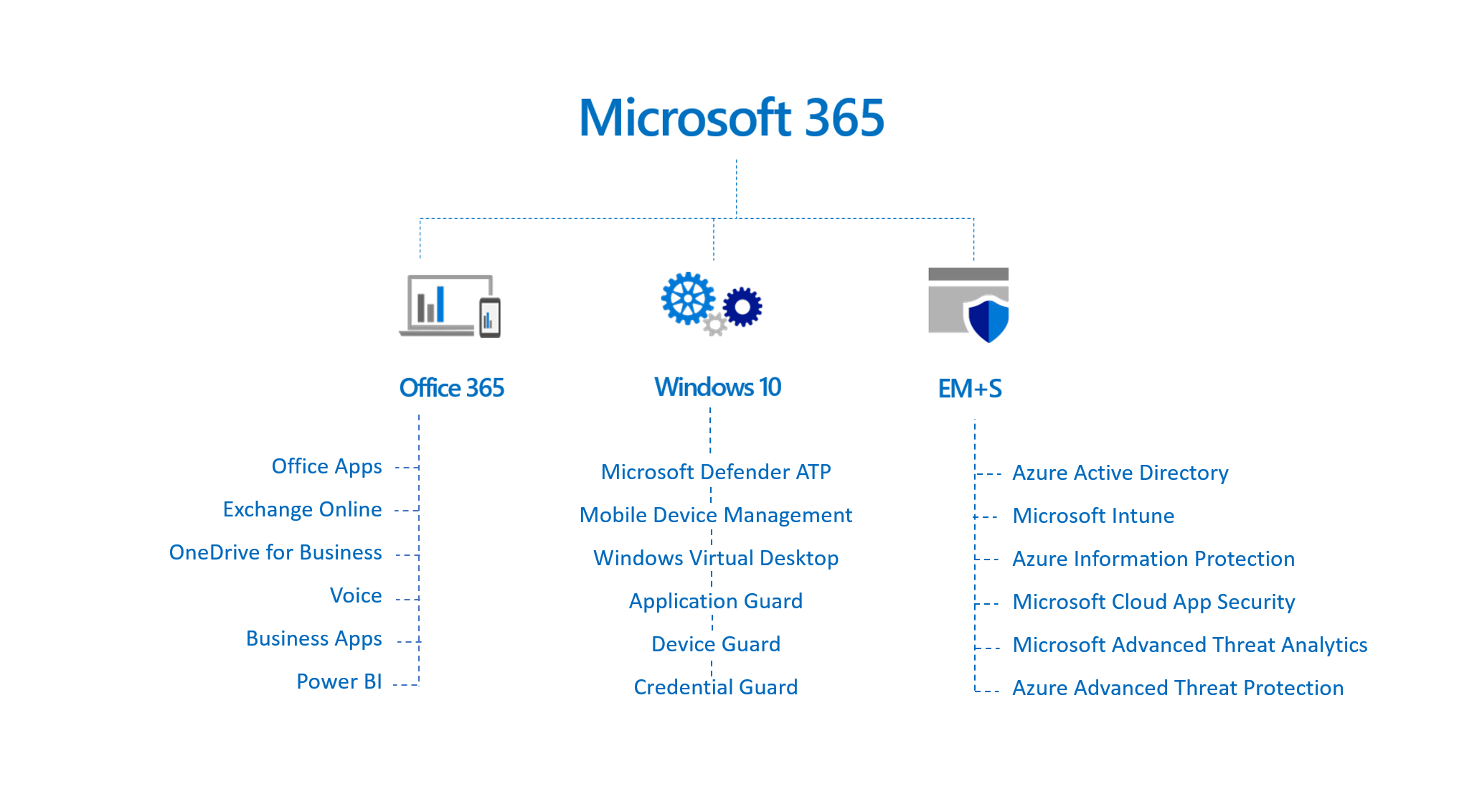 What is Microsoft 365? graph