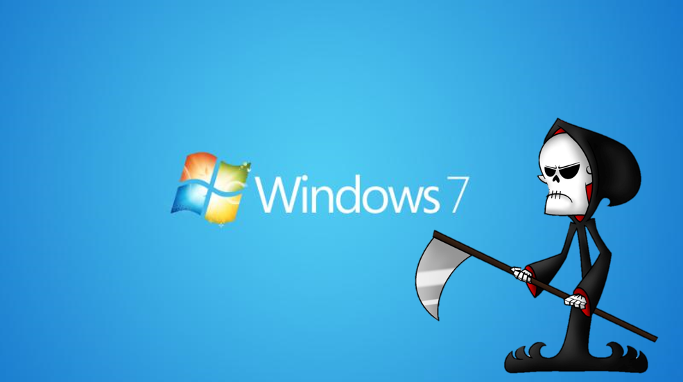 windows 7 grim